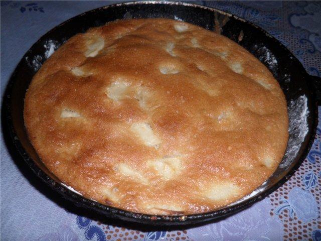 Как сделать пирожок без духовки 110