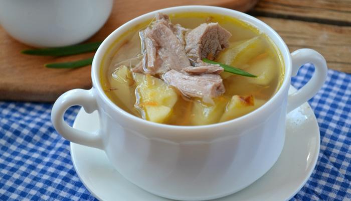 суп из утки рецепты простые