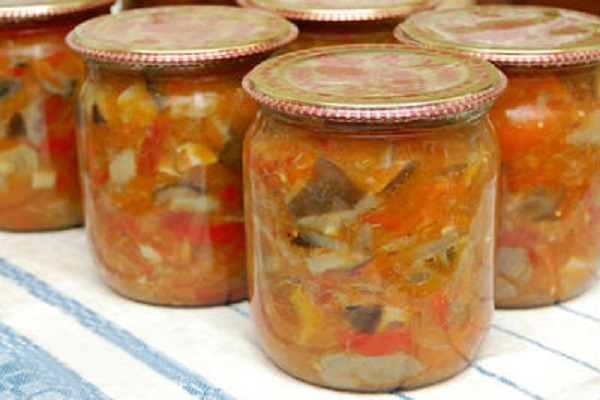 заготовки для солянки на зиму