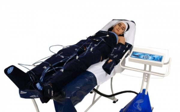 Прессотерапия как часто нужно делать