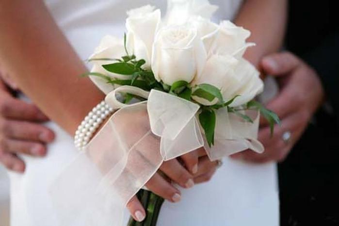 Свадебные фото без лица