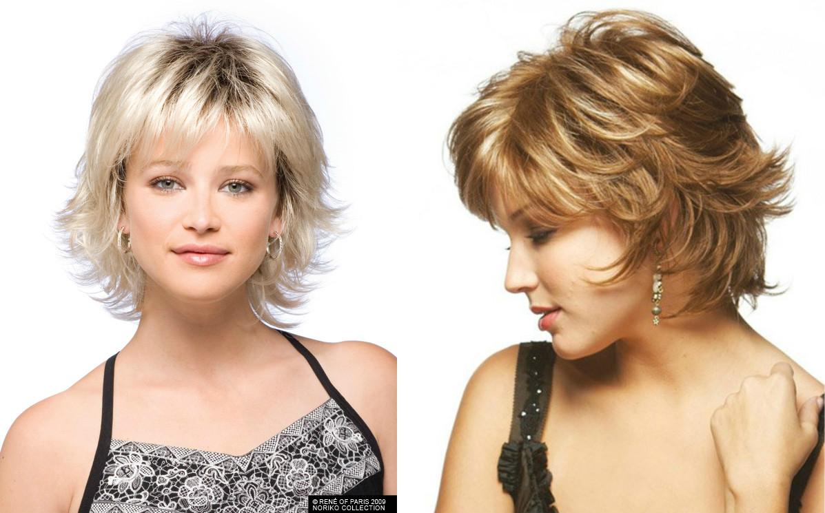 Как уложить каскад на коротких волосах в домашних условиях