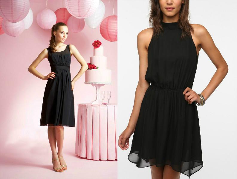 bd8d66b57fdc Шифоновые платья  как носить и с чем сочетать