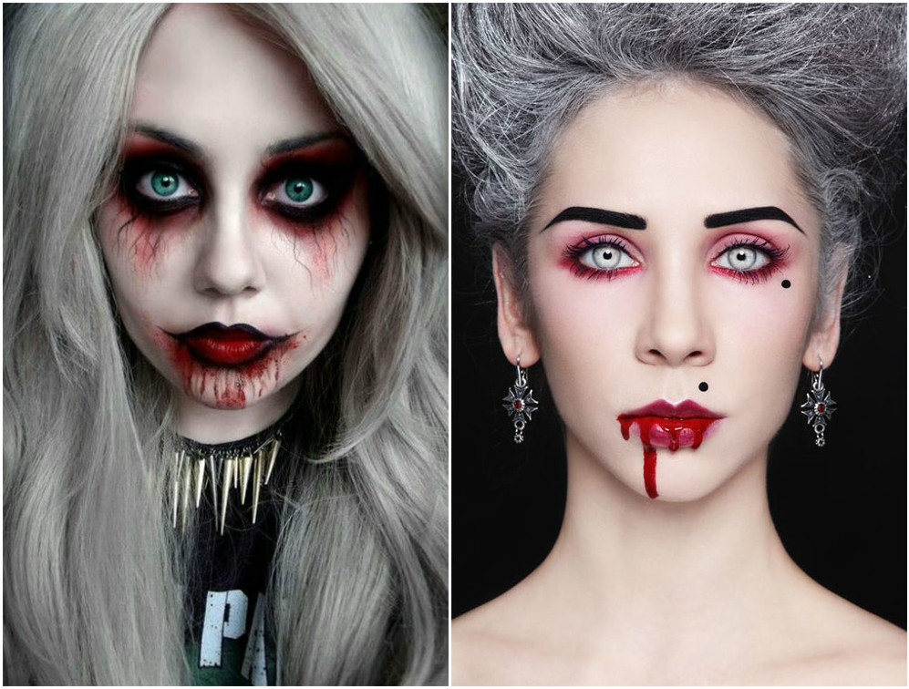 Как сделать вампиром в домашних условиях