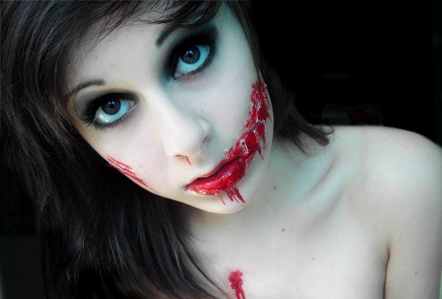 зомби фото сделать