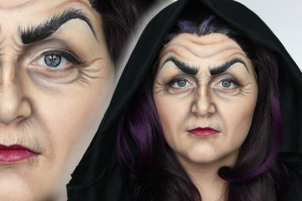 Макияж ведьмы на Хэллоуин: как создать образ сексуальной