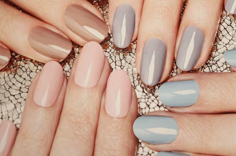 Дизайн ногтей деловой стиль фото