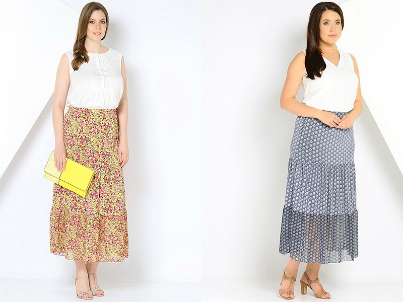 Какая должна быть длина юбки макси