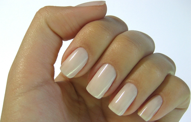 Фото красивой формы своих ногтей