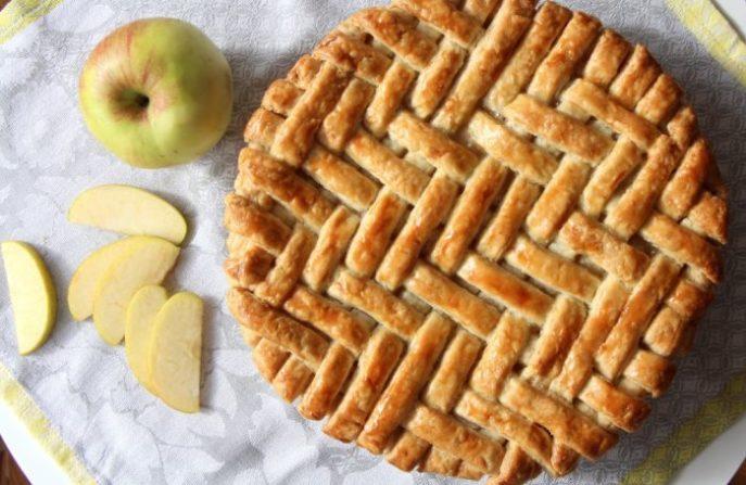 Диетический пирог с яблоками - 13 рецептов с тыквой, без яиц или овсяный