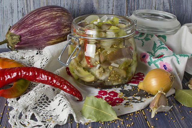 Баклажаны «как грибы» на зиму – 6 лучших рецептов || Баклажаны как маринованные грибы с чесноком