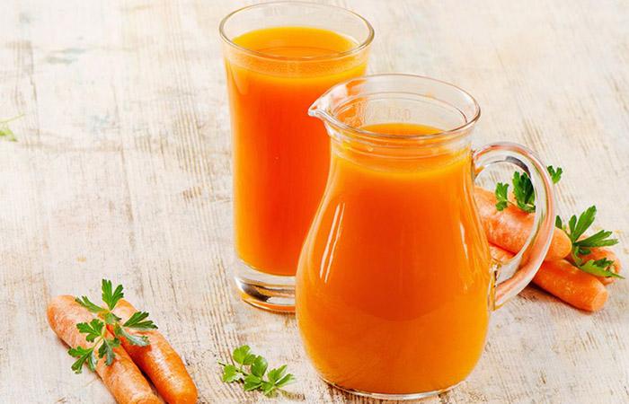 Как приготовить морковный сок на зиму в домашних условиях, видео