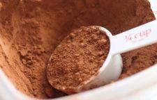 Маффины с шоколадной начинкой - рецепт пошаговый с фото
