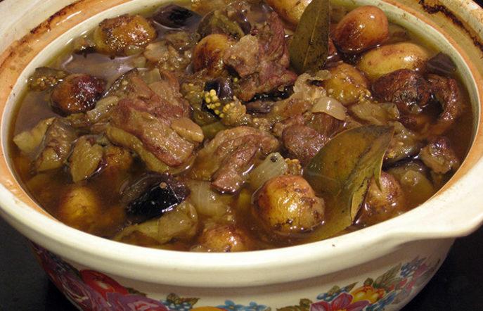Баранина в духовке; рецепт как запечь вкусно, в фольге
