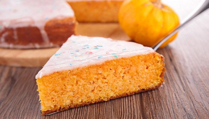 Вкусное сладкое блюдо из тыквы