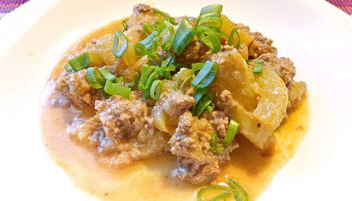 Тушеные кабачки с картошкой – 7 рецептов