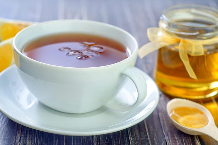 Картинки с медом и чаем