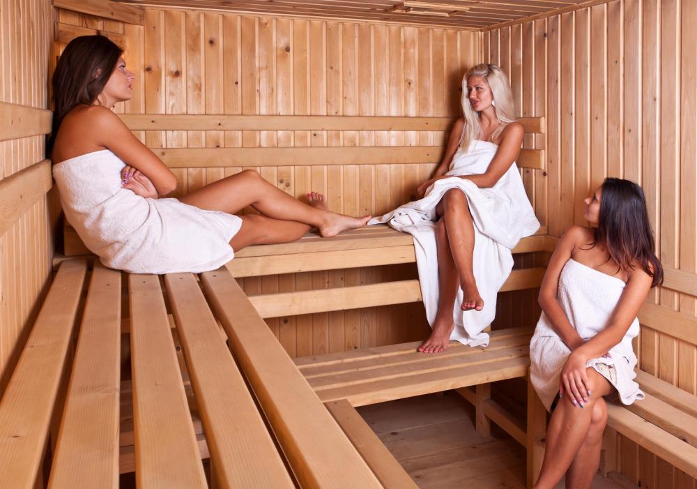 Как мы с девчонками в бане — pic 8