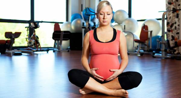Заниматься ли фитнесом при беременности?