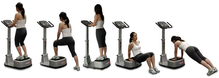 Виброплатформа Для Похудения Упражнения. Виброплатформа для похудения: занятия на тренажере