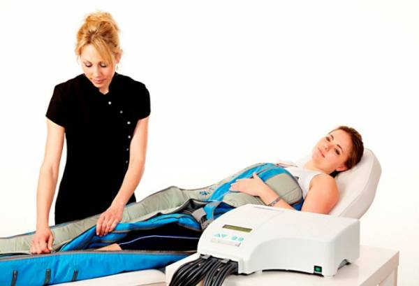 Методика и эффективность прессотерапии