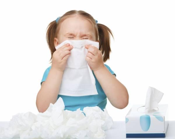 Искупали ребенка с температурой что делать
