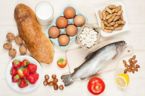 Гипоаллергенная диета по а д адо